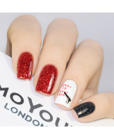 MoYou London Глиттер Royal Ruby