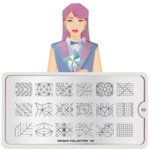 MoYou London Origami 03