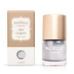 MoYou London Silver Dust