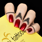Miami Tattoos Временные татуировки для рук Oriental