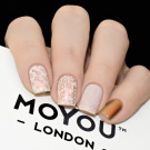 MoYou London Ladygold Pink