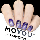 MoYou London Silver Dust