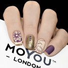 MoYou London Purple Mouse