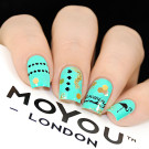 MoYou London Глиттер Evening In Paris