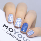 MoYou London Глиттер Whale Of A Time