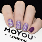 MoYou London Глиттер The Great Grape