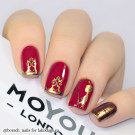 MoYou London Ginger Rust