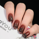 MoYou London Rusty Red