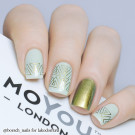 MoYou London Jungle Gold