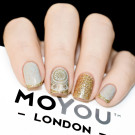 MoYou London Ginger Rust