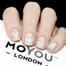 MoYou London White Knight