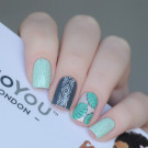 MoYou London Turquoise Mint