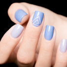 piCture pOlish Bluebird (Bluebird)