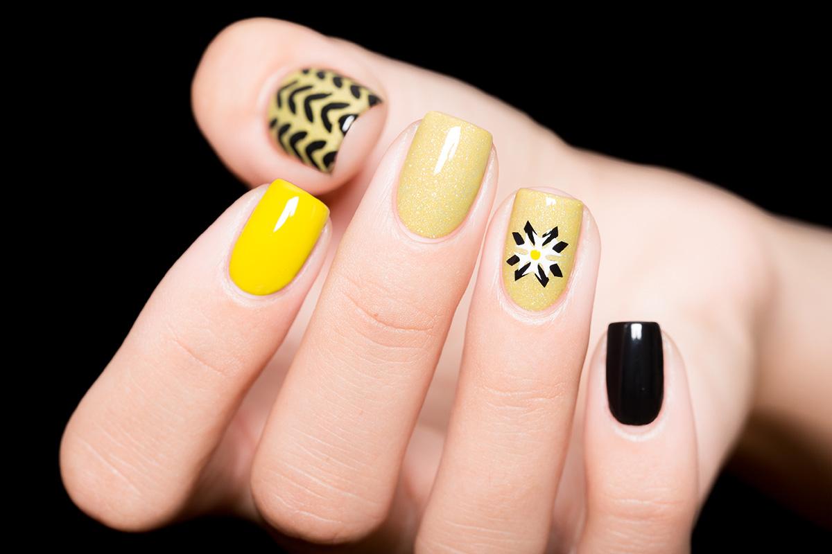 Трафарет для ногтей Rocknailstar Rns022 Трафарет Север купить в интернет магазине ЛакоДом