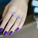 SOKOLOV Кольцо 94011439 (Серебряное кольцо с эмалью Стрекоза)