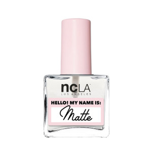 NCLA Hello! My name is: Matte