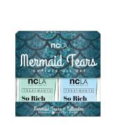 NCLA Набор масел для кутикулы So Rich Mermaid Tears