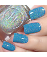 Painted Polish Diamond Dust