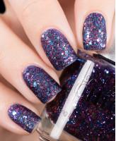 Perfect Chic 708 Sinful Tops Dark Purple