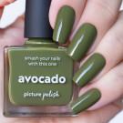 piCture pOlish Avocado