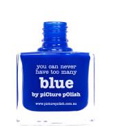 Picture Polish Blue