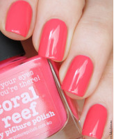 piCture pOlish Coral Reef
