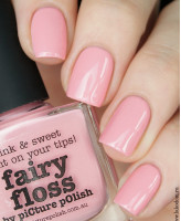 piCture pOlish Fairy Floss