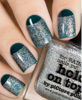 piCture pOlish Holo On Top