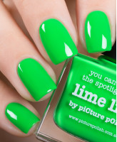 piCture pOlish Lime Lite