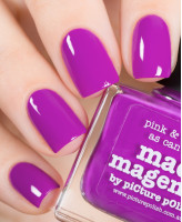 piCture pOlish Mad Magenta