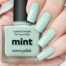 piCture pOlish Mint