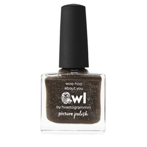 Picture Polish Owl