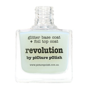 Picture Polish Revolution Glitter Base