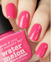piCture pOlish Watermelon