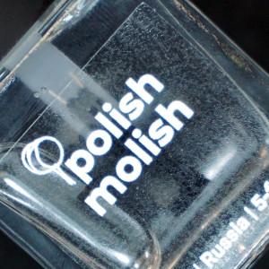 Polish Molish Glossy Top Coat
