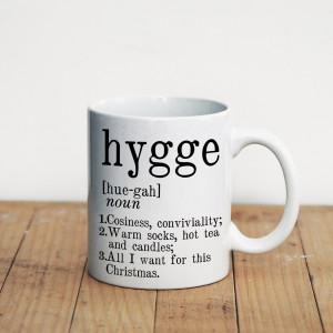 Просто Мыколка Кружка Hygge