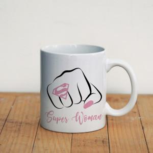 Просто Мыколка Кружка Super woman