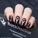 RockNailStar Трафарет Этно