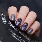 RockNailStar Трафарет Марокко