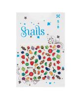 Snails Наклейки для ногтей Candy Blast