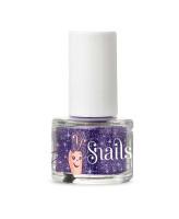 Snails Глиттер для ногтей Purple Blue
