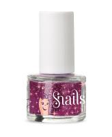 Snails Глиттер для ногтей Purple Red