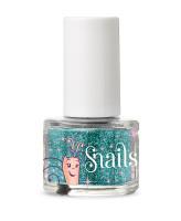 Snails Глиттер для ногтей Turqouise