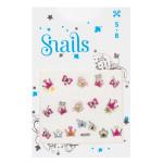 Snails Наклейки для ногтей Perfect Princess