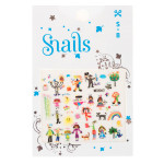 Snails Наклейки для ногтей Story Telling