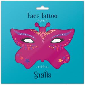 Snails Temporary tatoos Fairy Dust