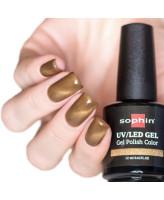 Sophin Гель-лак 0711 Cat Eye Gold