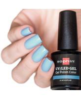 Sophin Гель-лак 0713 Alpine Blue