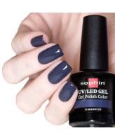 Sophin Гель-лак 0759 Blackened Blue