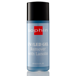 Sophin UV/LED Gel Nail Remover with Lanolin